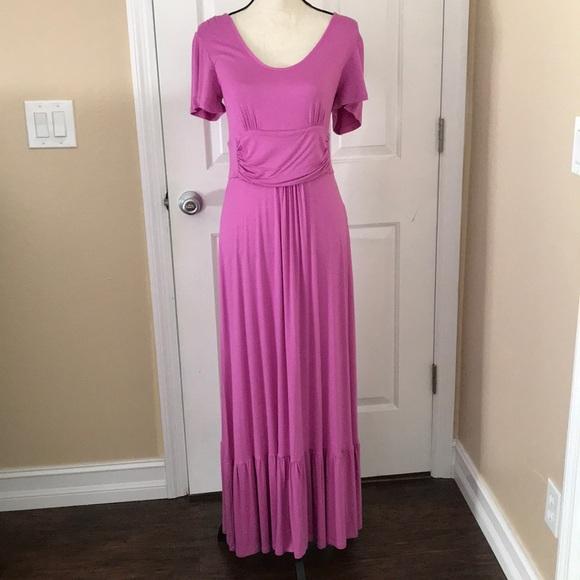 35aff52809483 Liz Lange Dresses | Pink Maxi Dress | Poshmark